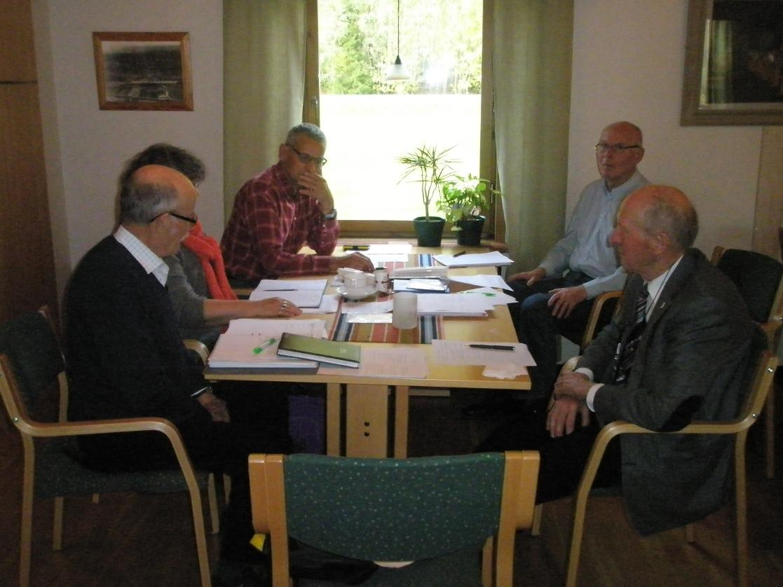 Gemensamt möte för Pilgrim i Ångermanland och Pilgrim Medelpad Jämtland